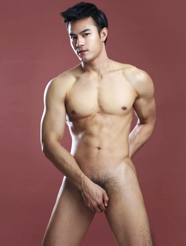 фото голых мужчин азиат сразу подбежала