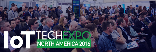 We pick 5 things to see on Day 1 of the 2016 IoT Tech Expo North America