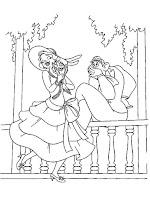 הנסיכה והצפרדע לצביעה