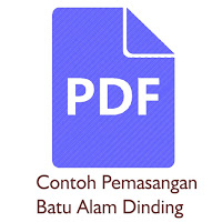 batu alam pdf catalog