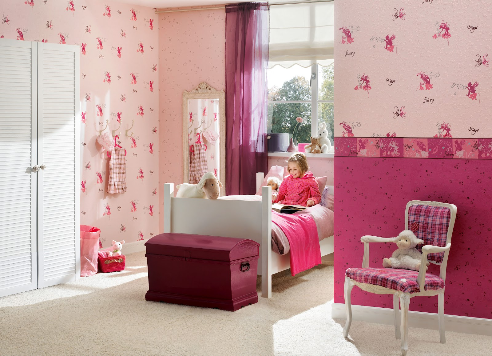 Wallpaper Bedrooms Designs Wallpaper For Bedrooms