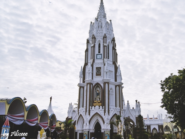 Biserica-St-Mary-Bangalore-India