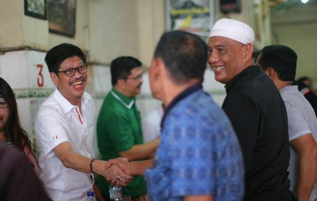 PPP Makin Lengket dengan Ichsan Yasin Limpo