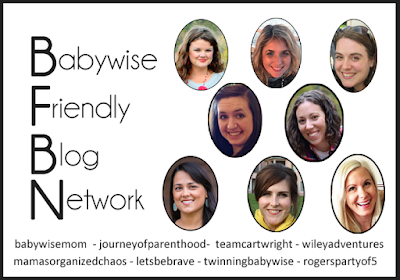 All About the Babywise Friendly Blog Network {BFBN}