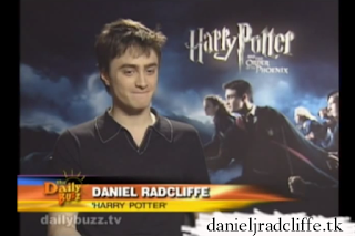 Updated: Harry Potter and the Order of the Phoenix press junket interviews