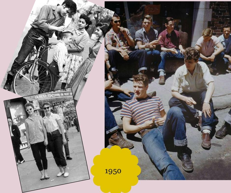Le jean une mode et une tendance toujours au rdv