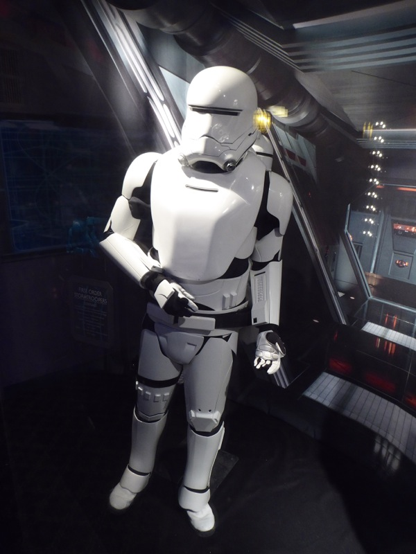 Star Wars First Order Flamethrower Stormtrooper armour