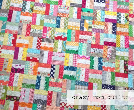 crazy mom quilts: crazy rails quilt-a tutorial : crazy mom quilts - Adamdwight.com
