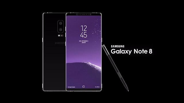 تعرف على مواصفات هاتف Samsung Galaxy Note 8 القادم