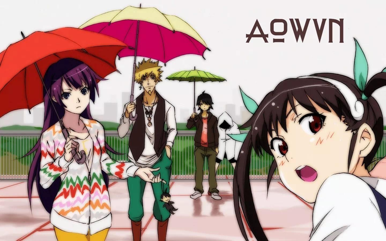 AowVN.org monogatari min%2B%25282%2529 - [ Anime 3gp Mp4 ] Trọn Bộ Monogatari | Vietsub - Hấp Dẫn