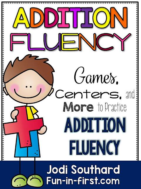 https://www.teacherspayteachers.com/Product/Addition-Fluency-2374145