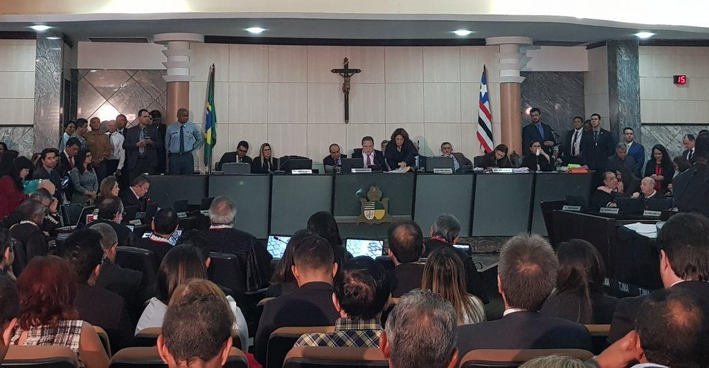 Eleição do TJ-MA: José Joaquim vence Nelma Sarney por 16 a 9