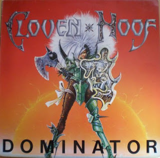 "Cloven Hoof - ""Warrior of the Wasteland"" (audio) from the album ""Dominator"""