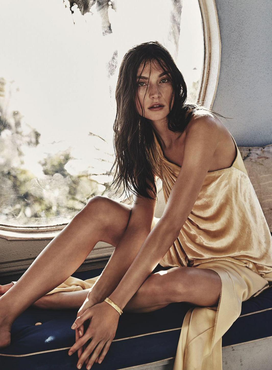 2017 05 kayla autumn ward legs - Jacquelyn Jablonski In Vogue Australia February 2017 By Nicole Bentley