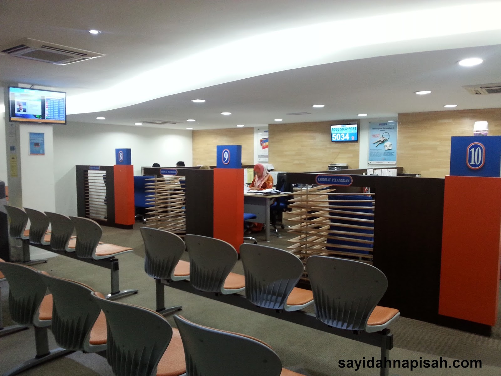 Pengalaman Praktikal Di Bank Rakyat Seremban