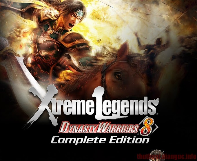 Download Dynasty Warriors 8: Xtreme Legends - Game Tam quốc diễn nghĩa hay nhất