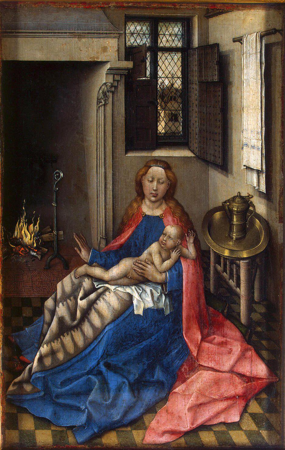 Robert Campin 1375 1444 The Masterpieces Of Art