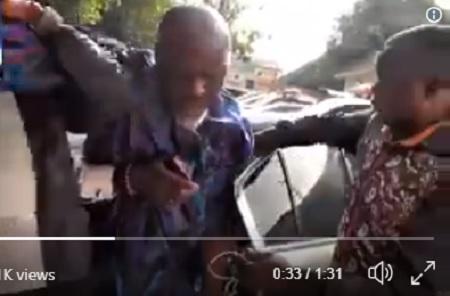 Senator Dino Melaye Slumped In Police Custody