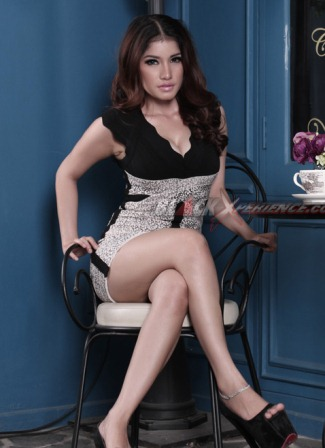 Koleksi Photoshoot Kirana Lidya Idris in BLACK Xperience | Model Sexy BX Babes Hot dan Sexy by Kirana Lidya Idris | www.insight-zone.com