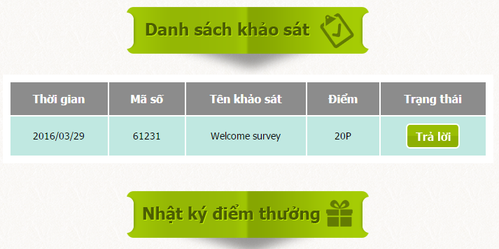 Kiếm tiền từ khảo sát trực tuyến trên infoq.vn