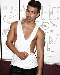 Joe Jonas by Pantelis
