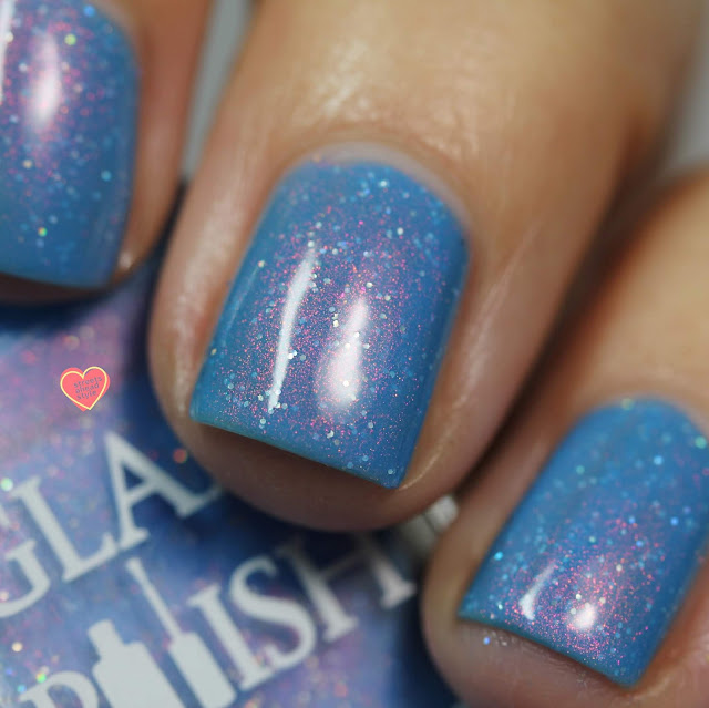 Glam Polish Aloha Oe swatch by Streets Ahead Style