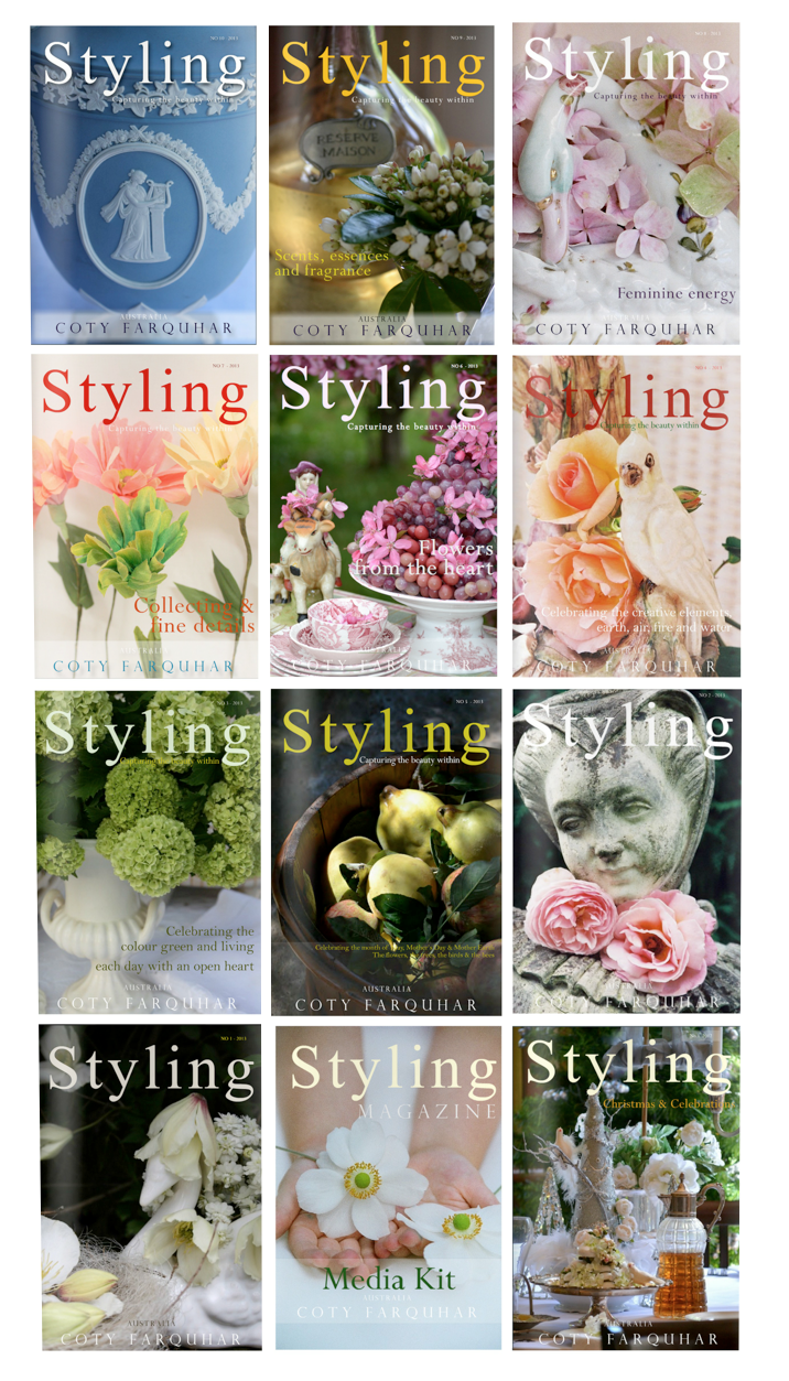 Styling Magazine - Click to read