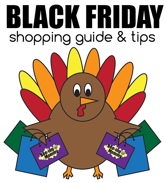 Bee-ing Mommy Blog: Black Friday Shopping Guide & Tips