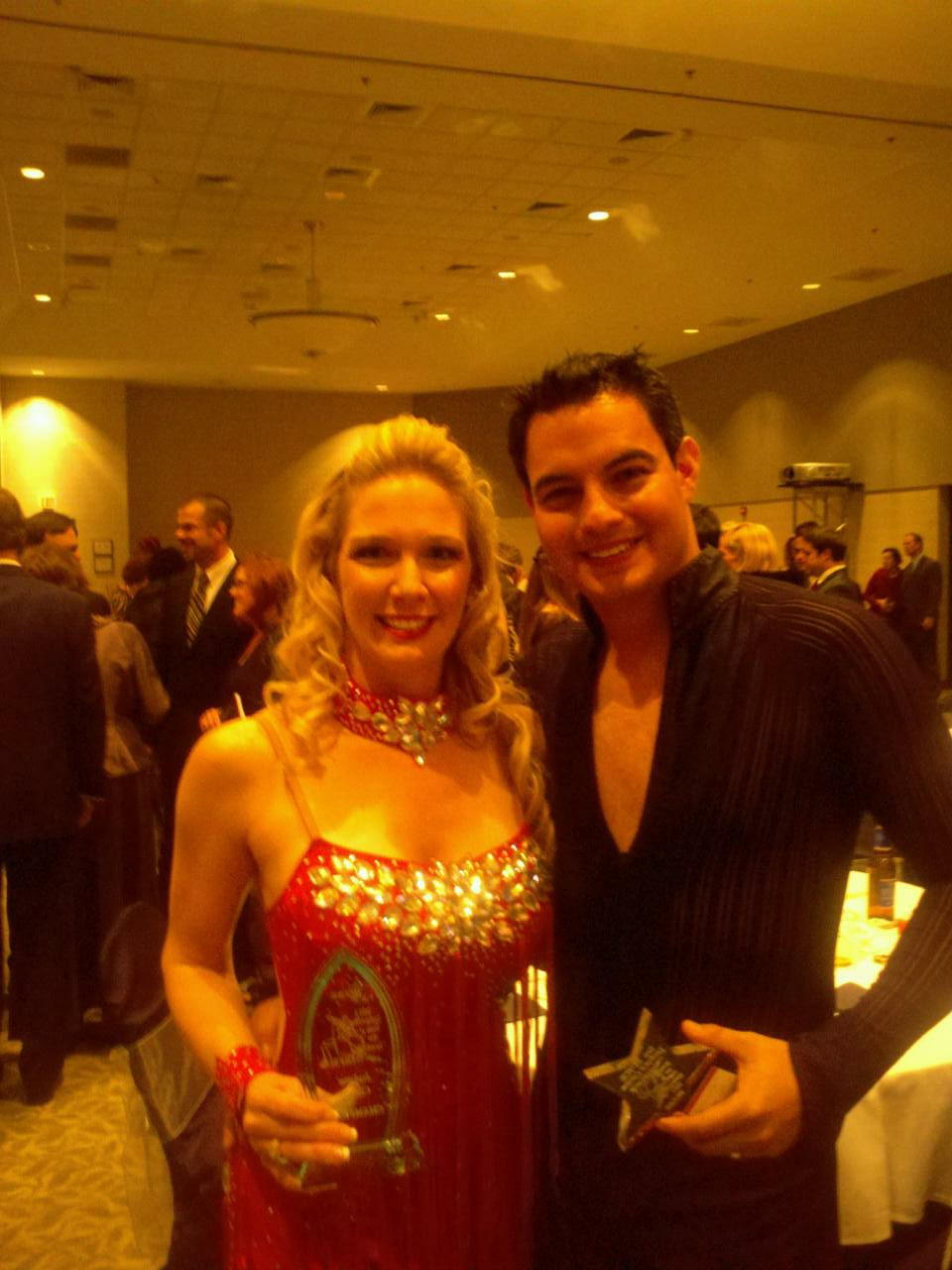 The Randy Marion Automotive Group Jennifer Wins the 2011 Dancing with the Iredell Stars
