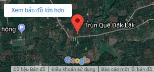 Trùn quế Đăk lăk bản đồ
