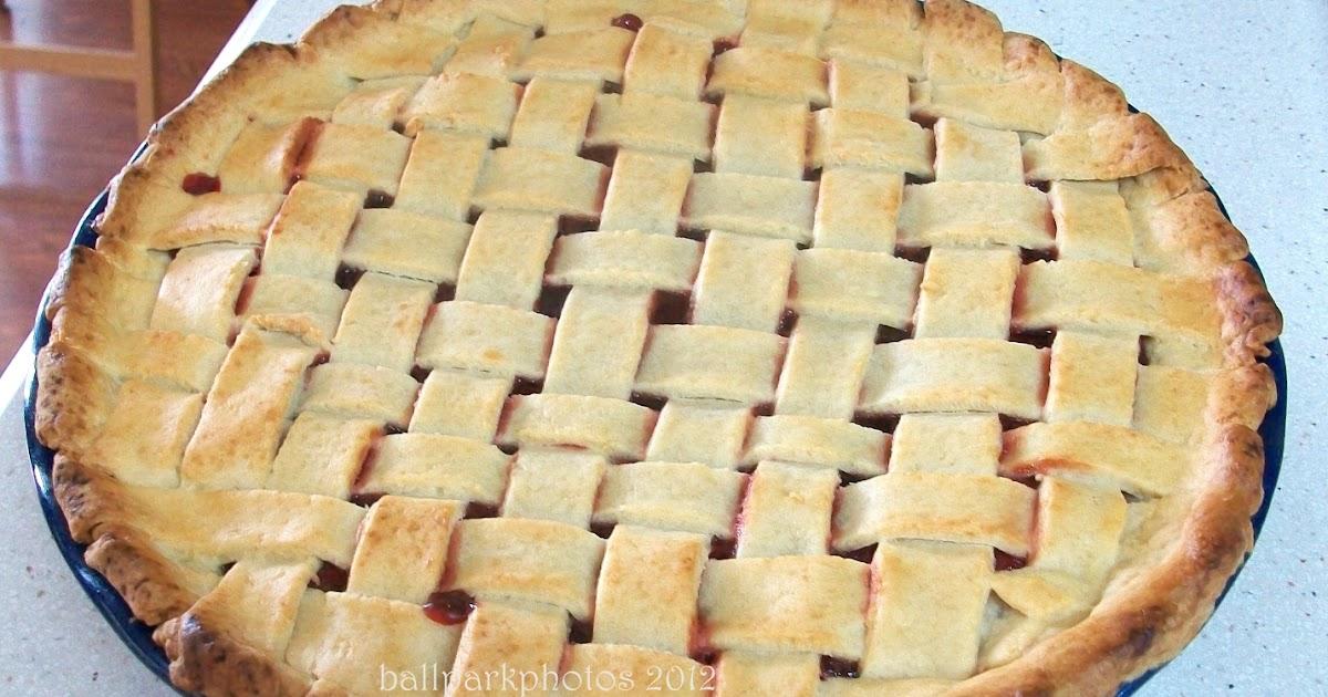 Lattice Pie Cake Pan
