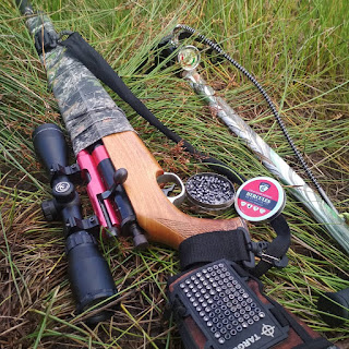senapan mouser od 32