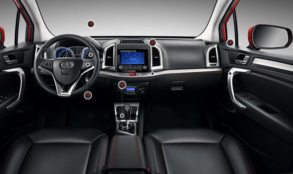 سيارة جاك S3 2016