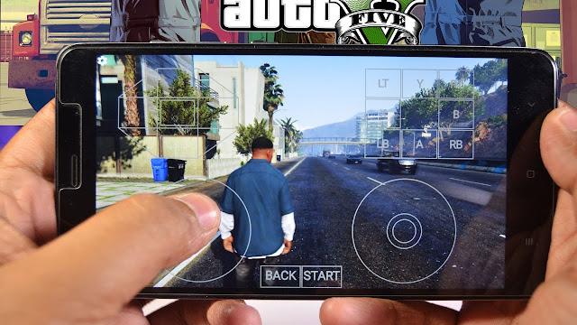 Cara Mendownload Dan Install GTA V Di Android