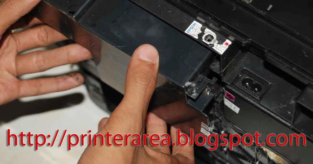Cara Mengganti Pembuangan Printer Epson L130, L220, L310, L365