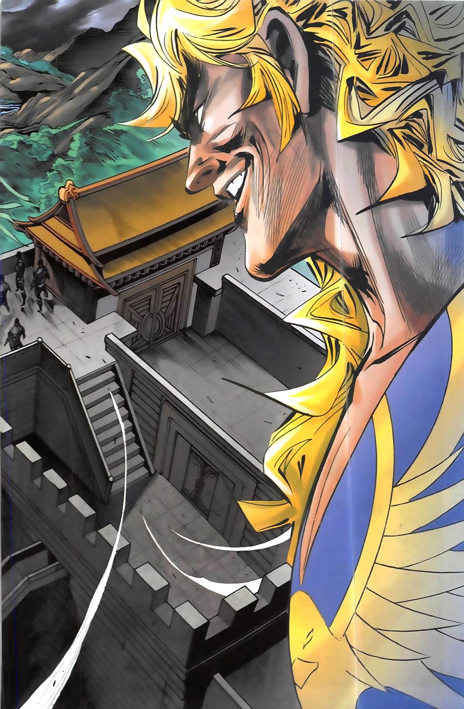 Hoàng Giả Chi Lộ chap 12.2 Trang 4 - Mangak.info