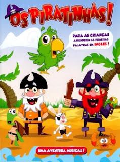 Os Piratinhas Dublado