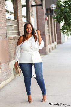 f5d3259bf Cómo combinar jeans si soy gordita?