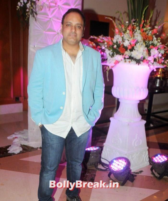 Prashant Sharma, Manali Jagtap, Vicky Soor Engagement Ceremony Pics