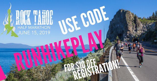 Rock Tahoe Half Marathon Discount Promo code