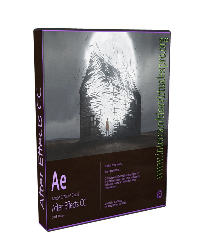 Adobe After Effects CC 2017 v14.2.1.34 poster box cover