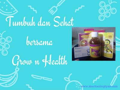 Tumbuh dan Sehat bersama Grow n Health