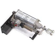 pneumatic power positioner thrust type damper drive