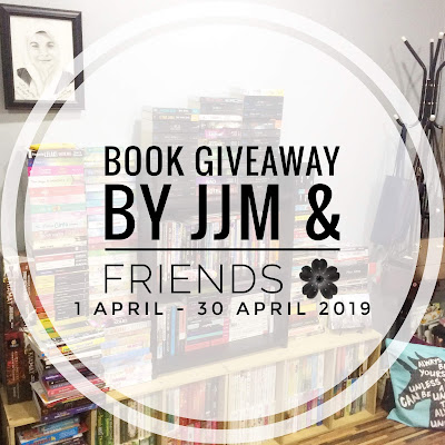Book Giveaway by JJM & Friends, Blogger, Blogger Giveaway, Hadiah, Buku, Random,