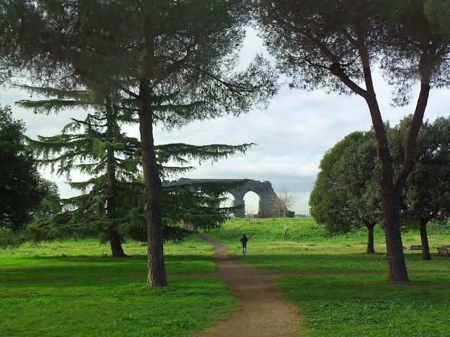 Parque de los Acueductos