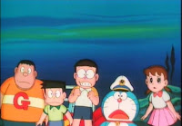 Doraemon Movie: Nobita no Kaitei Kiganjou
