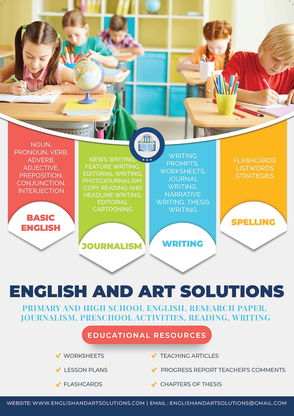 FREE ENGLISH WORKSHEETS AND MORE!