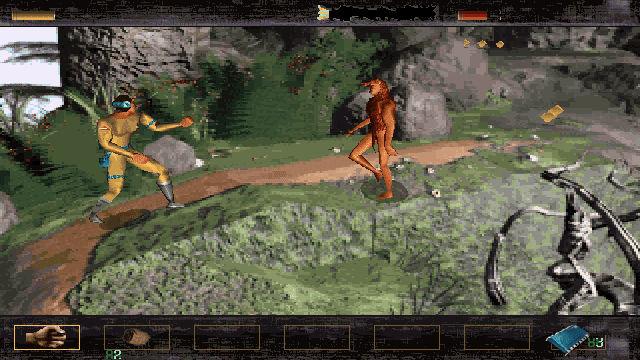 Time Commando (Demo) - Image du Jeu