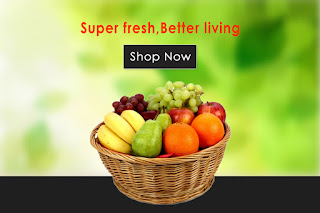 online vegetables and fruits Lucknow