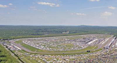 Pocono Speedway - #NASCAR Schedule